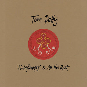 Tom Petty - Wildflowers & All The Rest (3LP, Reissue, Remastered)Vinyl