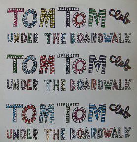 "Tom Tom Club - Under The Boardwalk (12"", Used)Used Records"