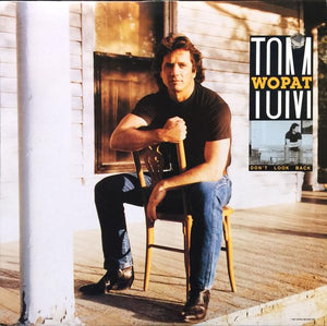 Tom Wopat - Don't Look Back (LP, Album, Used)Used Records
