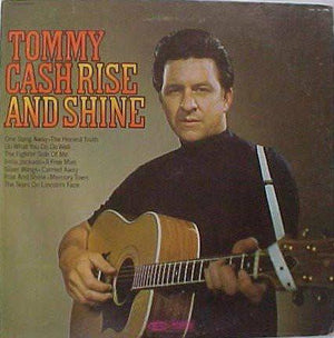 Tommy Cash - Rise And Shine (LP, Used)Used Records