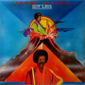 Tommy McCook - Hot Lava (LP, Album, Used)Used Records