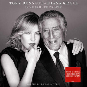 Tony Bennett & Diana Krall With Bill Charlap Trio - Love Is Here To StayVinyl