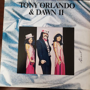 Tony Orlando & Dawn - Tony Orlando & Dawn II (LP, Album, RE, Used)Used Records