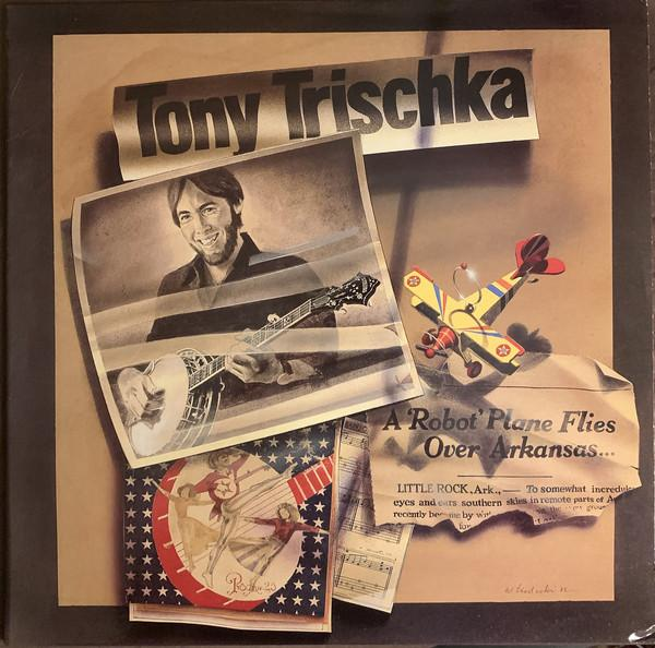 Tony Trischka - A Robot Plane Flies Over Arkansas (LP, Used)Used Records