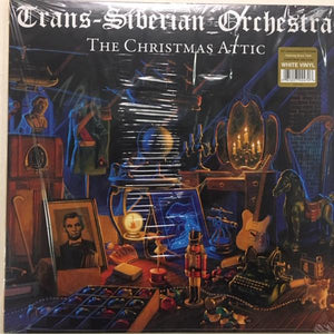 Trans-Siberian Orchestra - The Christmas Attic (2LP, Reissue, 20th Anniversary)Vinyl