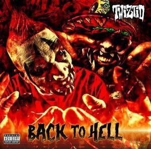 "Twiztid - Back To Hell (7"", Yellow vinyl)Vinyl"