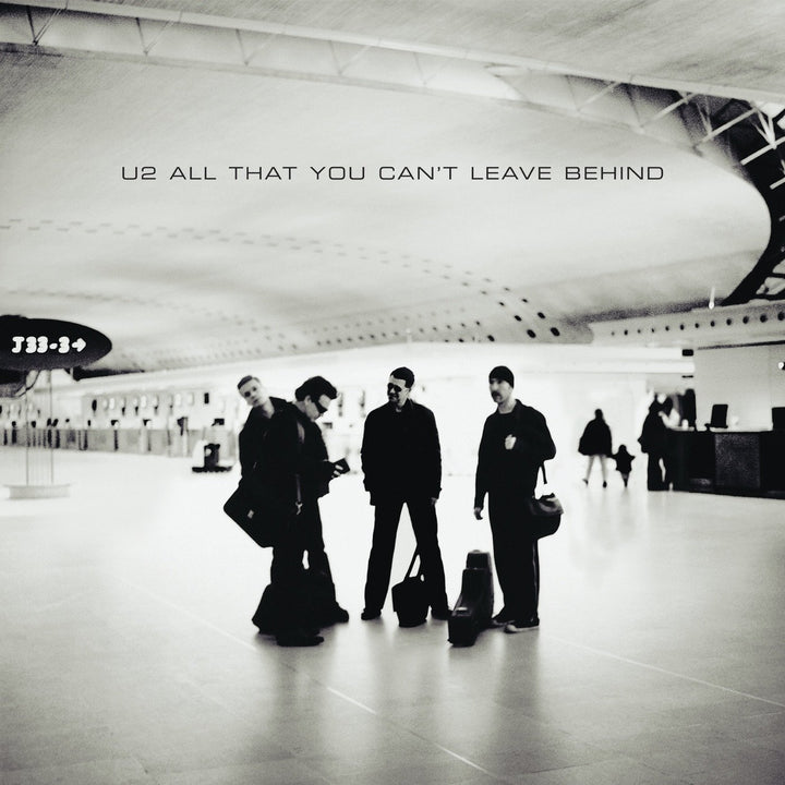 U2 - All That You Can't Leave Behind (Reissue, Remastered)Vinyl