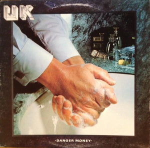 UK - Danger Money (LP, Album, Used)Used Records