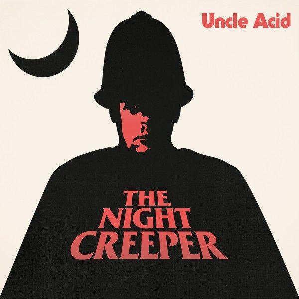 Uncle Acid - The Night Creeper (2LP, Limited Edition, Milky Clear vinyl)Vinyl