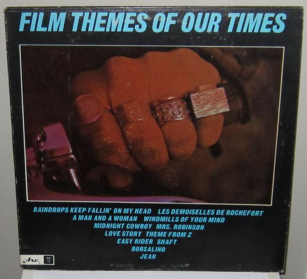 Unknown Artist - Film Themes Of Our Times (LP, Used)Used Records