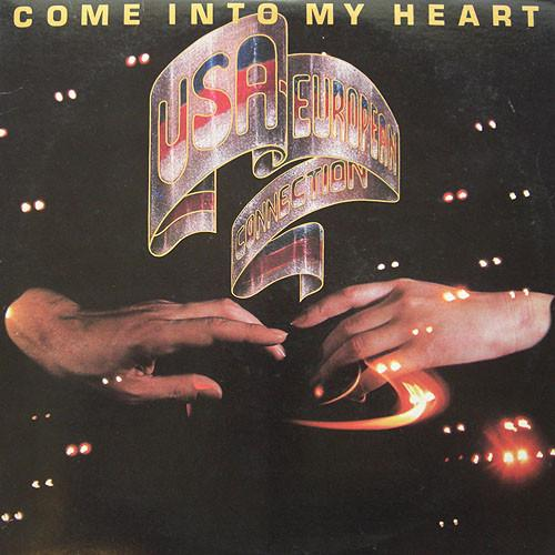 USA-European Connection - Come Into My Heart (LP, Album, Used)Used Records