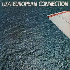 USA-European Connection - USA-European Connection (LP, Album, Mixed, Used)Used Records