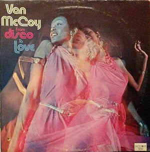 Van McCoy - From Disco To Love (LP, Album, RE, Used)Used Records