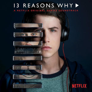 Various - 13 Reasons Why (A Netflix Original Series Soundtrack) (2LP, Limited Edition)Vinyl