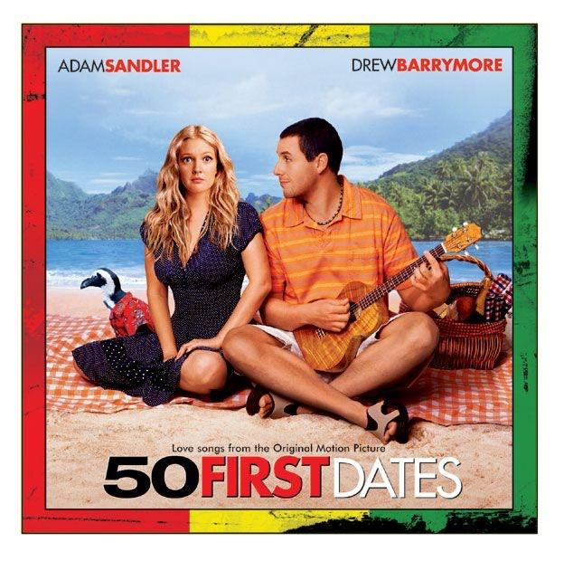 Various - 50 First Dates (Love Songs From The Original Motion Picture)Vinyl