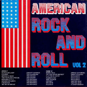 Various - American Rock And Roll Vol 2 (LP, Comp, Used)Used Records