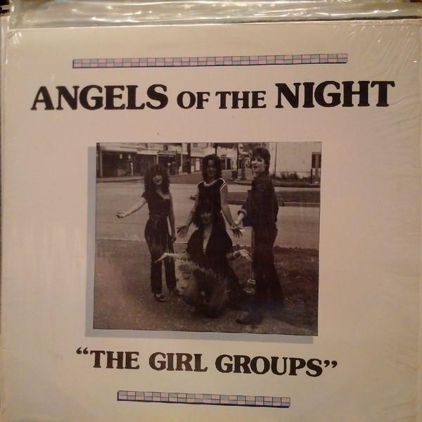 "Various - Angels Of The Night: ""The Girl Groups"" (LP, Comp, Used)Used Records"