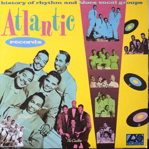 Various - Atlantic Records History Of Rhythm And Blues Vocal Groups (LP, Comp, Spe, Used)Used Records