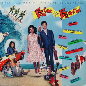 Various - Back To The Beach (LP, Comp, Used)Used Records