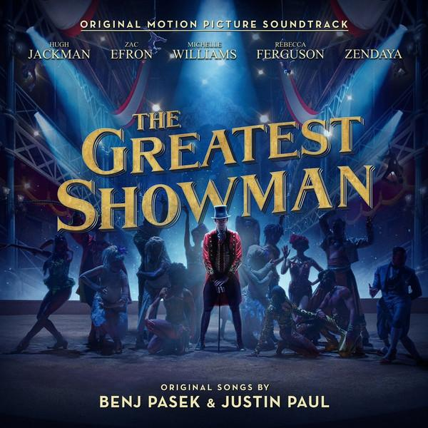 Various, Benj Pasek, Justin Paul - The Greatest Showman (Original Motion Picture Soundtrack)Vinyl