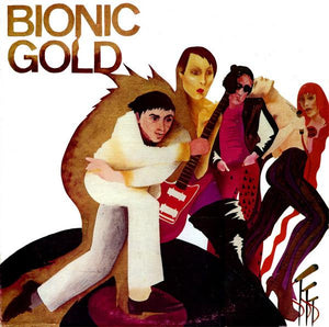 Various - Bionic Gold (LP, Comp, Used)Used Records