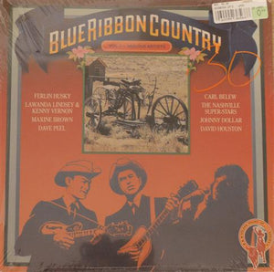 Various - Blue Ribbon Country (LP, Used)Used Records