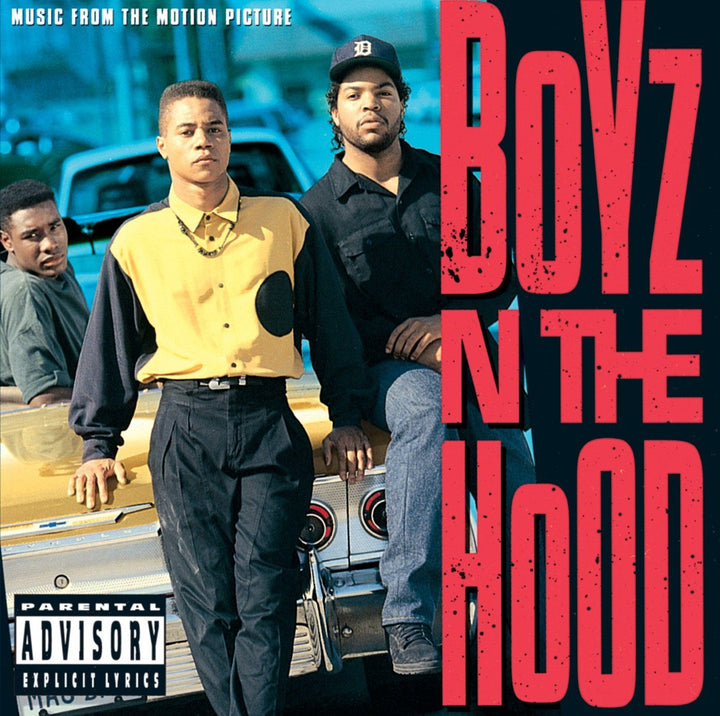 Various - Boyz N The Hood (Music From The Motion Picture) (2LP)Vinyl