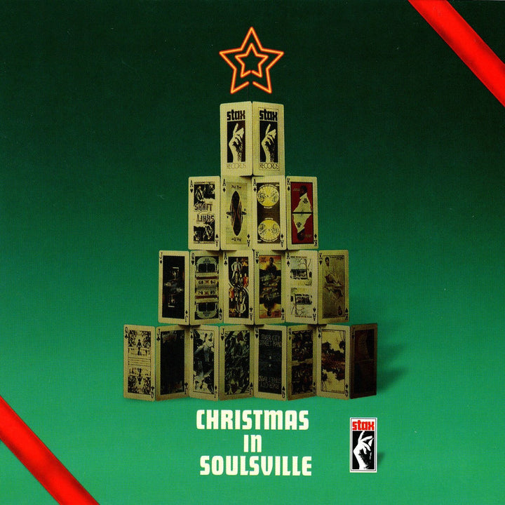 Various - Christmas In Soulsville (Limited Edition, Reissue)Vinyl
