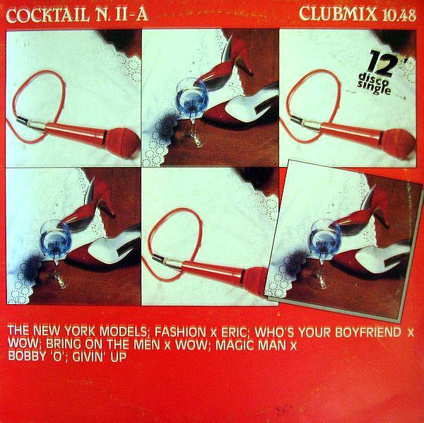 "Various - Cocktail N. II - Clubmix (12"", Single, P/Mixed, Used)Used Records"