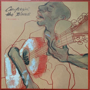 Various - Confessin' The Blues Volume 1 (2LP)Vinyl