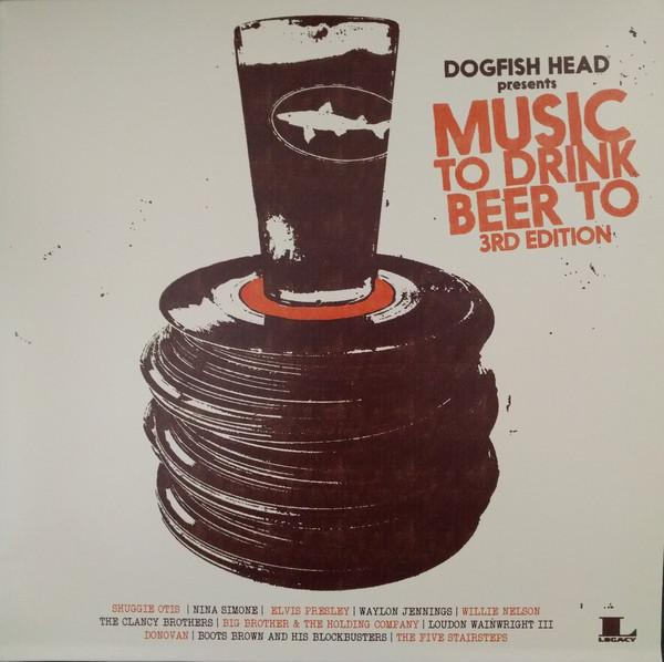 Various - Dogfish Head Presents Music To Drink Beer To 3rd Edition (Limited Edition)Vinyl