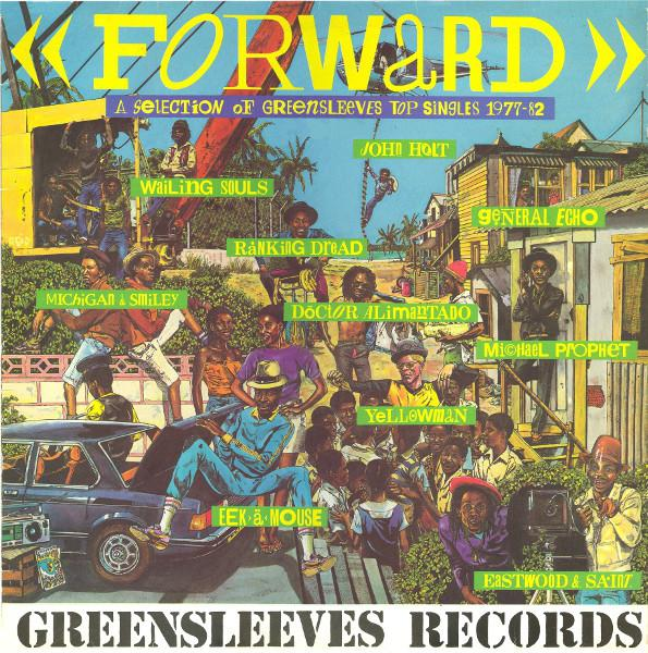 Various - Forward (LP, Comp, Used)Used Records