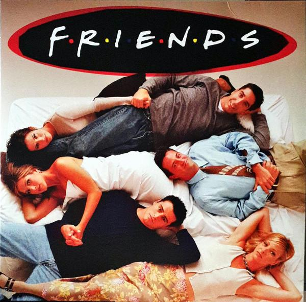 Various - Friends (2LP, Etched, Limited Edition, Single Sided)Vinyl
