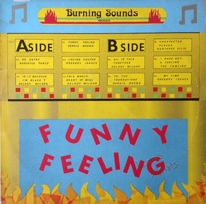 Various - Funny Feeling (LP, Comp, Used)Used Records