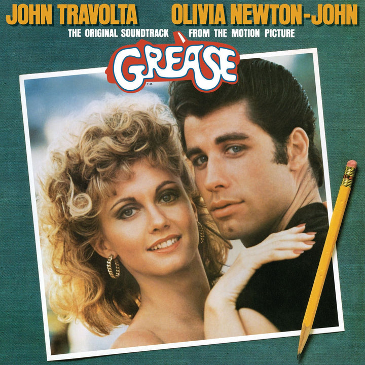 Various - Grease (The Original Soundtrack From The Motion Picture) (2LP)Vinyl