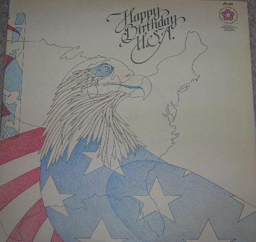 Various - Happy Birthday U.S.A. (2xLP, Used)Used Records