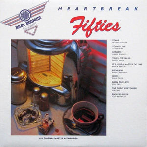 Various - Heartbreak Fifties (LP, Comp, Used)Used Records