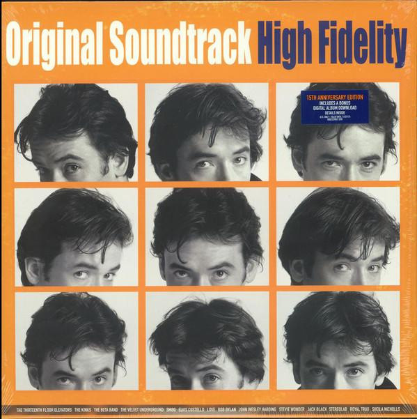 Various - High Fidelity (Original Soundtrack, Reissue)Vinyl