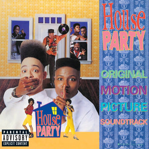 Various - House Party (Original Motion Picture Soundtrack) (Reissue)Vinyl