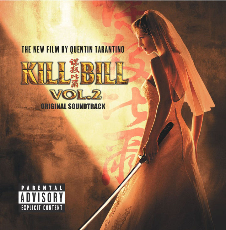 Various - Kill Bill Vol. 2 (Original Soundtrack)Vinyl
