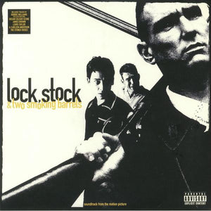 Various - Lock, Stock & Two Smoking Barrels - Original Soundtrack (2LP, Reissue)Vinyl