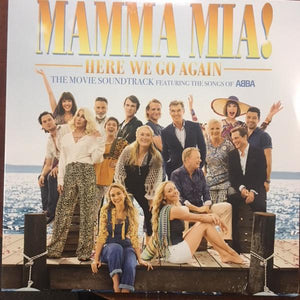 Various - Mamma Mia! Here We Go Again (The Movie Soundtrack Featuring The Songs Of ABBA) (2LP)Vinyl