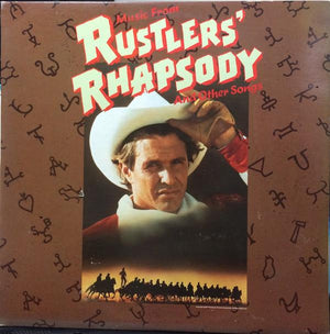 Various - Music From Rustlers' Rhapsody And Other Songs (LP, Album, Used)Used Records