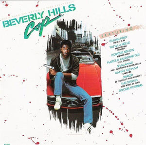 Various - Music From The Motion Picture Soundtrack - Beverly Hills CopVinyl