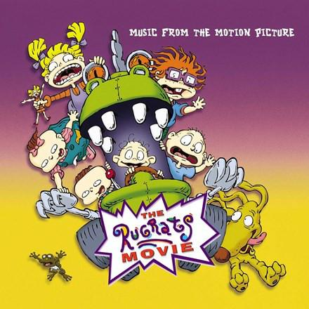 Various - Music From The Motion Picture The Rugrats MovieVinyl