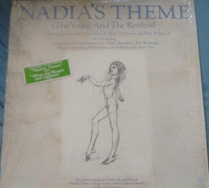 Various - Nadia's Theme (The Young And The Restless) (LP, Comp, Used)Used Records