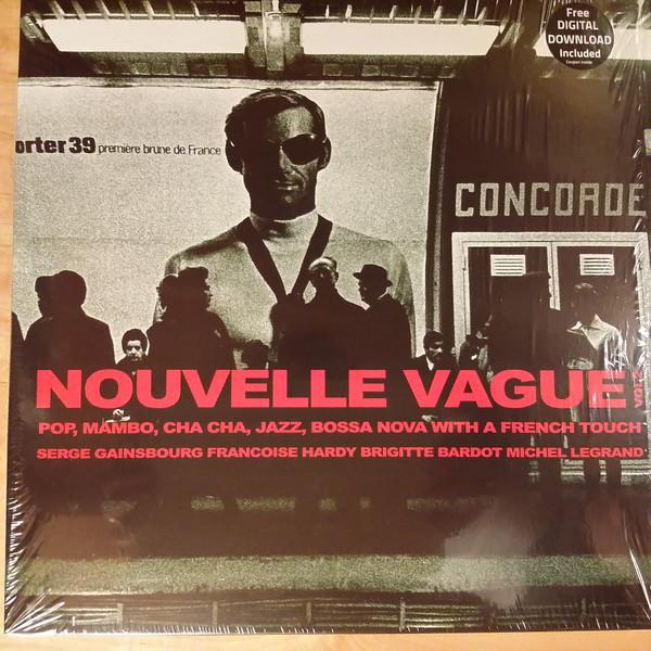 Various - Nouvelle Vague (Pop, Mambo, Cha Cha, Jazz, Bossa Nova With A French Touch)Vinyl
