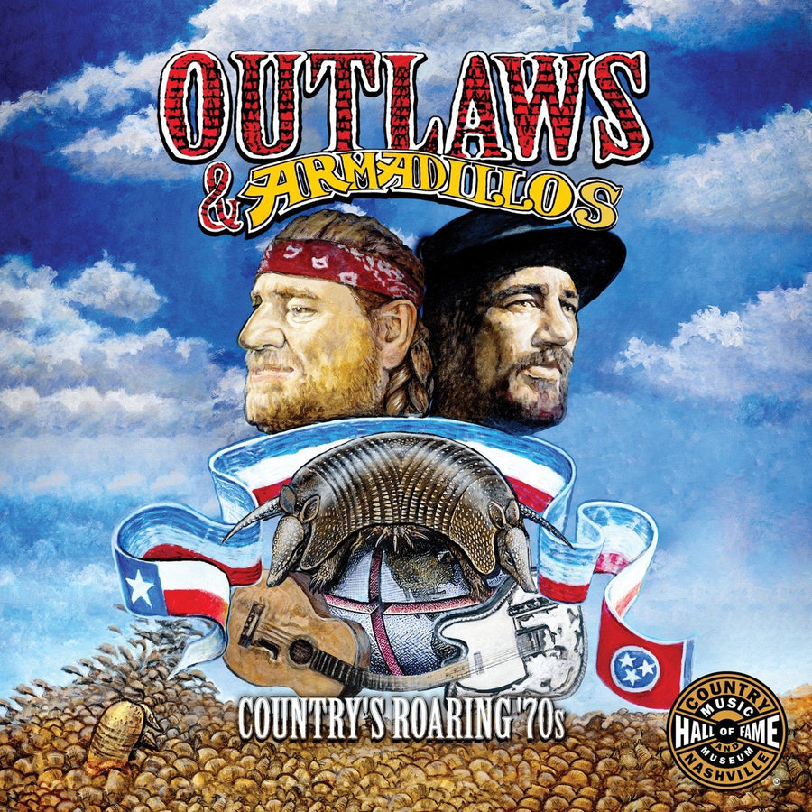 Various - Outlaws & Armadillos: Country's Roaring '70sVinyl