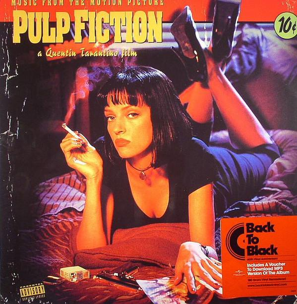 Various - Pulp Fiction: Music From The Motion PictureVinyl