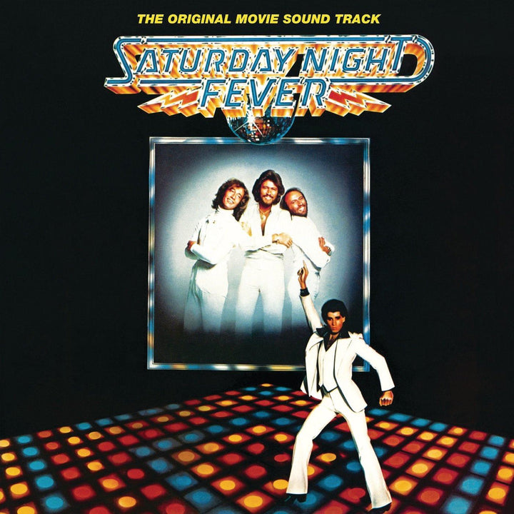 Various - Saturday Night Fever (The Original Movie Sound Track) (2LP, Reissue)Vinyl